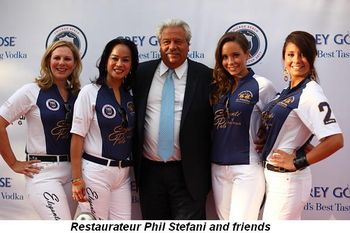 Blog 6 - Restaurateur Phil Stefani and friends