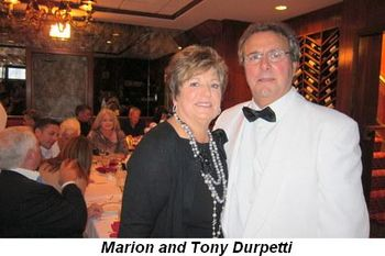Blog 1 - Marion and Tony Durpetti