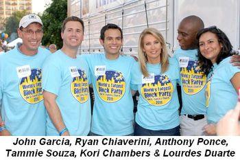 Blog 9 - John Garcia, Ryan Chiaverini, Anthony Ponce, Tammie Souza, Kori Chambers, Lourdes Duarte