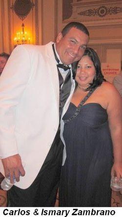 Blog 2 - Carlos and Ismary Zambrano