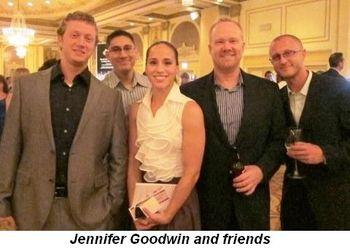Blog 7 - Jennifer Goodwin and friends