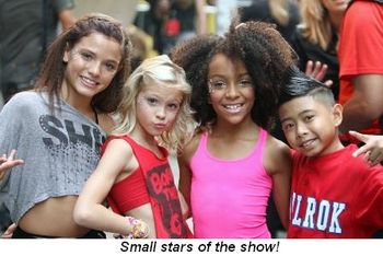 Blog 13 - Small stars of the show!