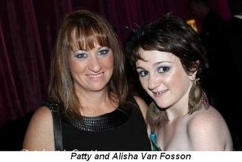 Blog 15 - Patty and Alisha Van Fosson