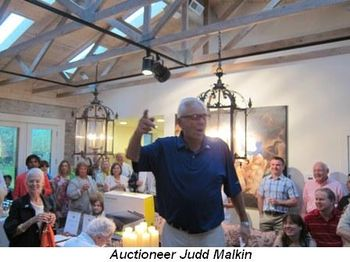 Blog 10 - Auctioneer Judd Malkin