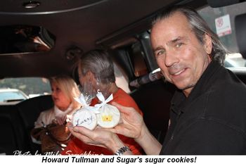 Blog 5 - Howard Tullman and Sugar's sugar cookies!