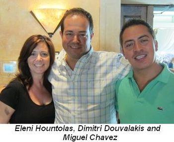 Blog 7 - Eleni Hountolas, Dimitri Douvalakis, Miguel Chavez