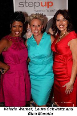 Blog 5 - Honorary Chair Valerie Warner, Laura Schwartz and Gina Marotta