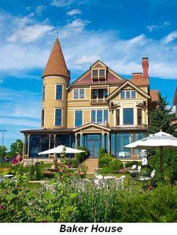 Blog 2 - Baker House