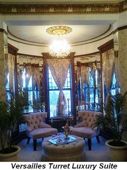 Blog 3 - Versailles Turret Luxury Suite