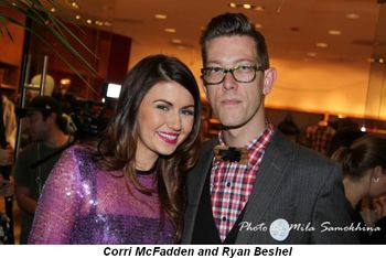 Blog 6 - Corri McFadden and Ryan Beshel