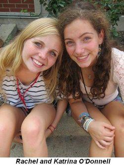 Blog 14 - Rachel and Katrina O'Donnell