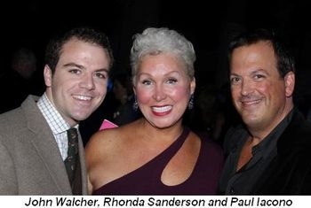 Blog 9 - John Walcher, Rhonda Sanderson and Paul Iacono
