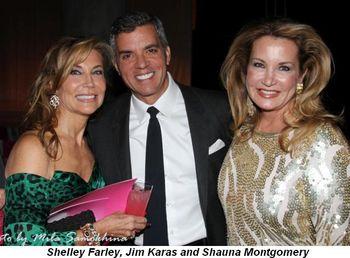 Blog 11 - Shelley Farley, Jim Karas and Shauna Montgomery