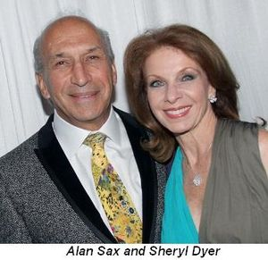 Blog 14 - Alan Sax and Sheryl Dyer