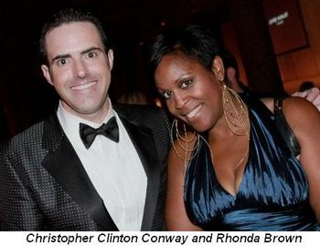 Blog 17 - Christopher Clinton Conway and Rhonda Brown