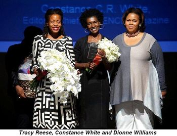 Blog 1 - Tracy Reese, Constance White and Dionne Williams