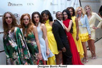 Blog 2 - Designer Borris Powell