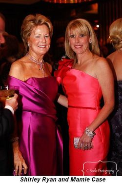 Blog 4 - Shirley Ryan and Mamie Case