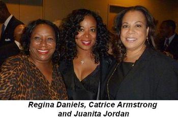 Blog 4 - Regina Daniels, Catrice Armstrong and Juanita Jordan