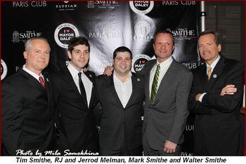 Blog 2 - Tim Smithe, RJ and Jerrod Melman, Mark and Walter Smithe