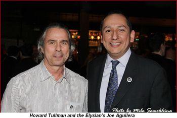 Blog 4 - Howard Tullman and Elysian's Joe Aguilera