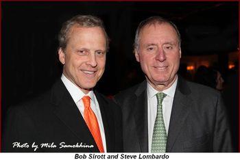 Blog 7 - Bob Sirott and Steve Lombardo