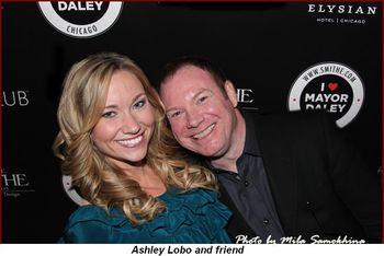 Blog - Ashley Lobo and friend