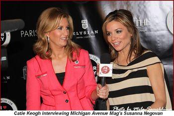 Blog - Catie Keogh interviewing Susanna Negovan
