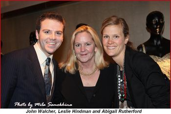 Blog 3 - John Walcher, Leslie Hindman and Abigail Rutherford