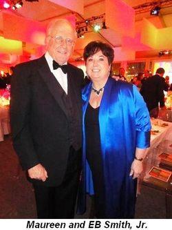 Blog 2 - Maureen and EB Smith, Jr