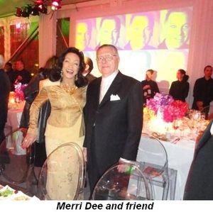Blog 14 - Merri Dee and friend