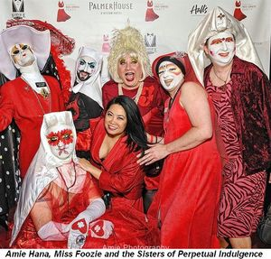 Blog 3 - Amie Hana, Miss Foozie and the Sisters of Perpetual Indulgence