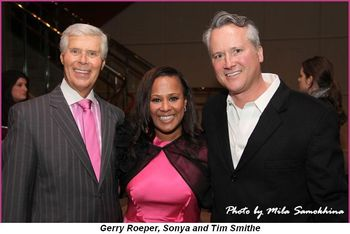 Blog 5 - Gerry Roeper, Sonya and Tim Smithe