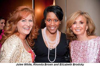 Blog 11 - Julee White, Rhonda Brown and Elizabeth Brodsky