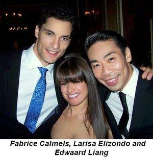Blog 5 - Fabrice Calmels, Larisa Elizondo and Edwaard Liang