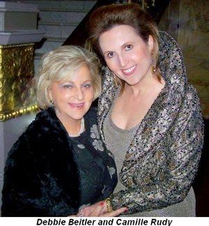 Blog 11 - Debbie Beitler and Camille Rudy