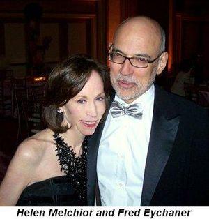 Blog 15 - Helen Melchior and Fred Eychaner