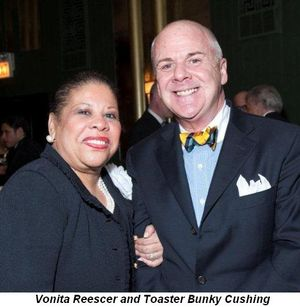 Blog 10 - Vonita Reescer and Toaster Bunky Cushing