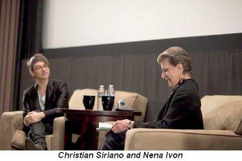 Blog 1 - Christian and Nena Ivon