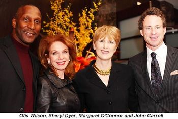 Blog 2 - Otis Wilson, Sheryl Dyer, Margaret O'Connor and John Carroll