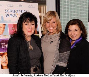Blog 5 - Adair Schwartz, Andrea Metcalf,Maria Wynne