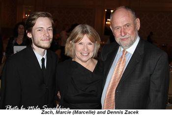 Blog 11 - Zach, Marcie (Marcelle) and Dennis Zacek