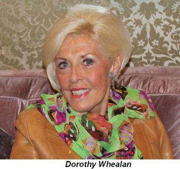 Blog 16 - Dorothy Whealan