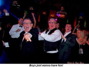 Blog 5 - Boys just wanna have fun!