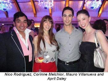 Blog 2 - Nico Rodriguez, Corinne Melchior, Mauro Villanueva and April Daley