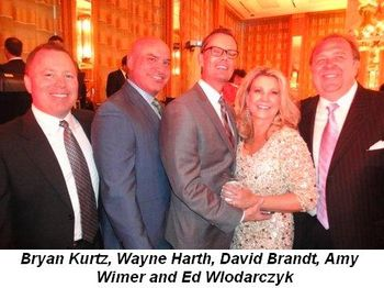Blog 11 - Bryan Kurtz, Wayne Harth, David Brandt, Amy Wimer and Ed Wlodarczyk