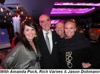 Blog 5 - With Amanda Puck, Rich Varnes and Jason Dohmann