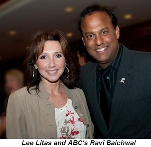 Blog 2 - Lee Litas and ABC's Ravi Baichwal