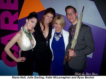 Blog 9 - Maria Noll, Julie Darling, Katie McLenaghan and Ryan Beshel