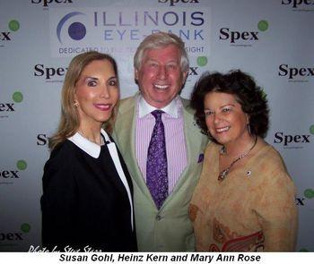 Blog 6 - Susan Gohl, Heinz Kern, Mary Ann Rose